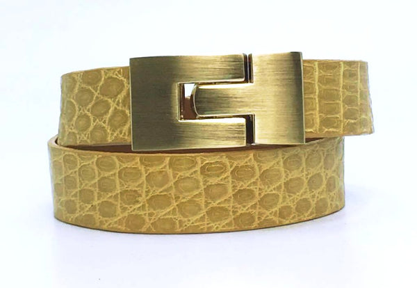SALE Double Jigsaw Bracelet Toast Lizard