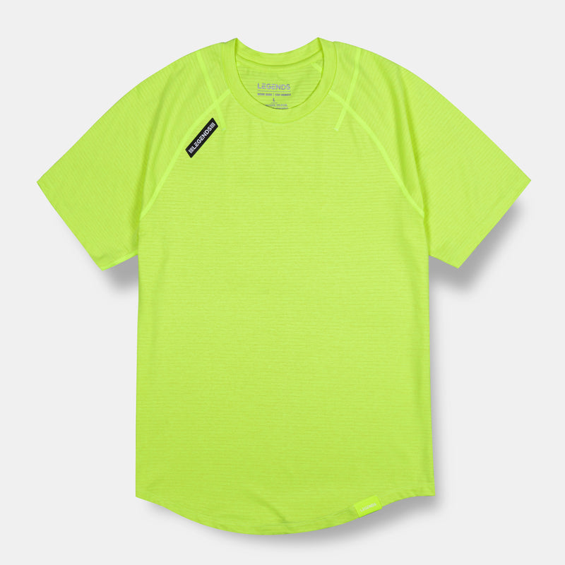 Enzo Tee Safety Yellow