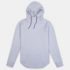 Hawthorne Tech Hoodie Light Gray