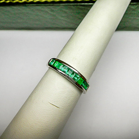 Chanel Set Band - Emerald