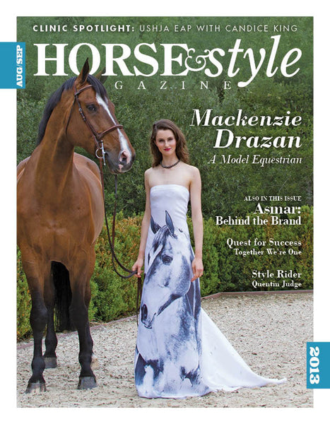 Horse & Style Magazine Photo Shoot