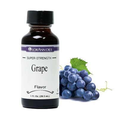 CANDY OIL FLAVOUR 1OZ GRAPE