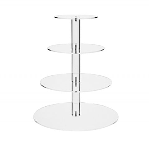 ACRYLIC CAKE STAND 5 TIER