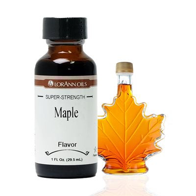 CANDY OIL FLAVOUR 1OZ MAPLE