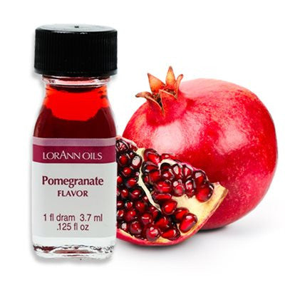 FLAVOUR 3.7ML POMEGRANATE