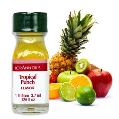 FLAVOUR 3.7ML TROPICAL PUNCH