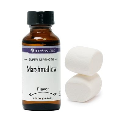 CANDY OIL FLAVOUR 1OZ MARSHMALLOW