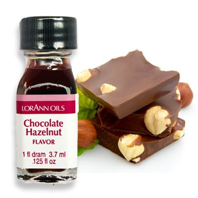 FLAVOUR 3.7ML CHOC HAZELNUT