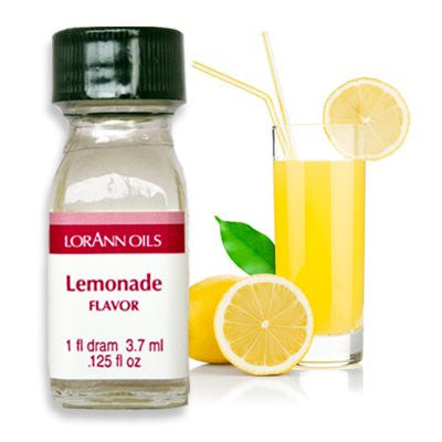 FLAVOUR 3.7ML LEMONADE