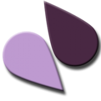 PASTE COLOUR 20G MAUVE