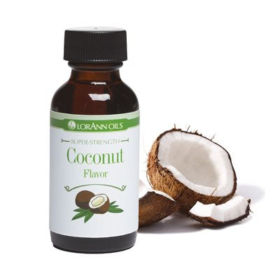 CANDY OIL FLAVOUR 1OZ COCONUT