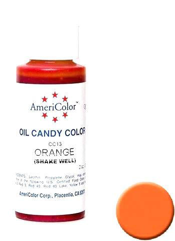 AMERICOLOR CANDY COLOUR 2OZ ORANGE *CLEARANCE*