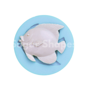 SILICONE MOULD OCEAN FISH