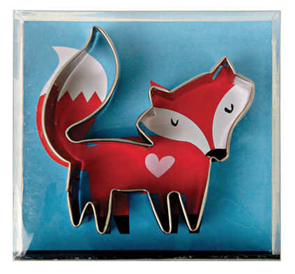COOKIE CUTTER FOX