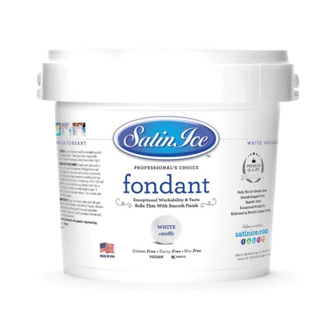 SATIN ICE 5KG WHITE