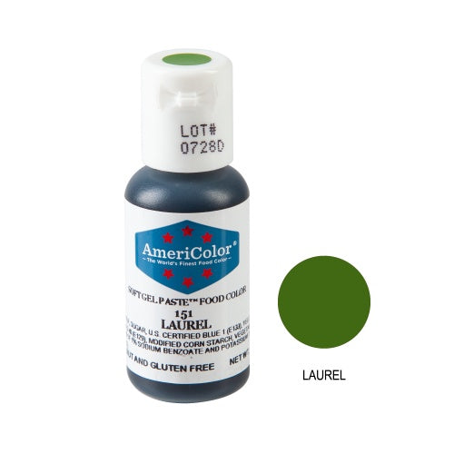 AMERICOLOR GEL COLOUR 21G LAUREL