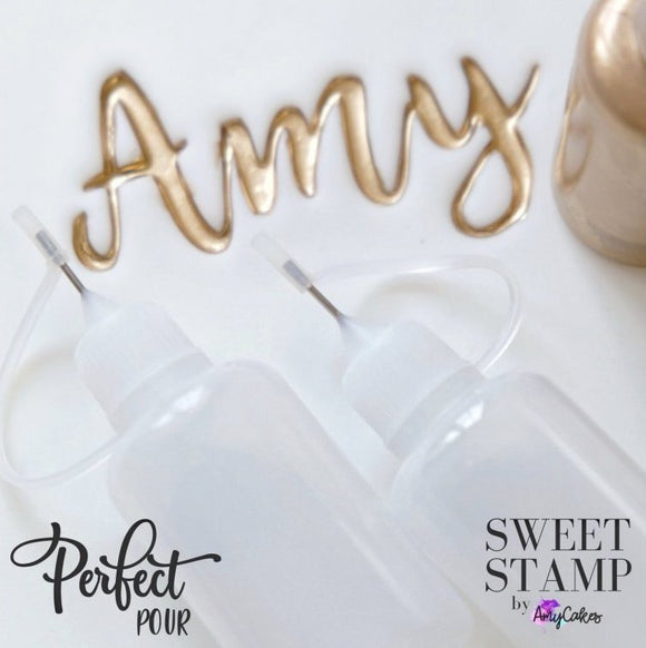 SWEET STAMP PERFECT POUR BOTTLES 2PK