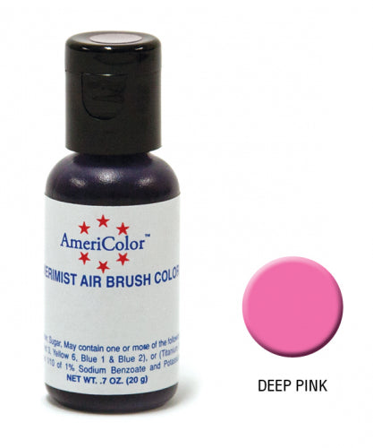 AMERICOLOR AIRBRUSH COLOUR 0.65OZ DEEP PINK