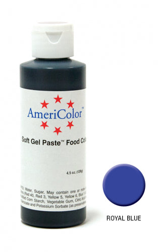AMERICOLOR GEL COLOUR 4.5OZ ROYAL BLUE