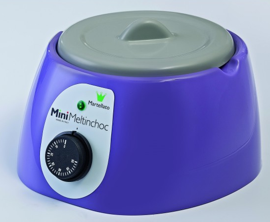 MINI MELTER/ TEMPERING MACHINE LILAC