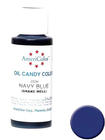 AMERICOLOR CANDY COLOUR 2OZ NAVY BLUE