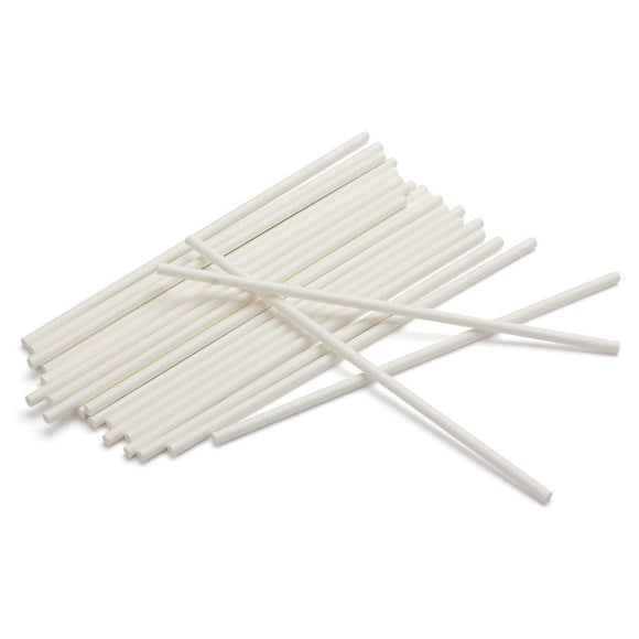 LOLLIPOP STICKS 15CM 50PC
