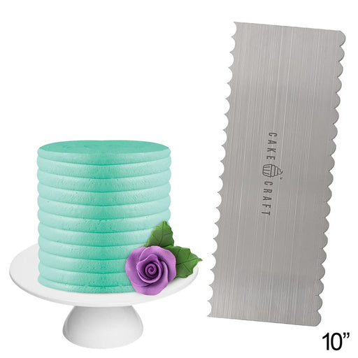 "BUTTERCREAM COMB 10"" CURVES"