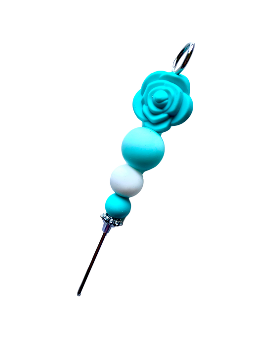 COOKIE SCRIBE ROSE TEAL