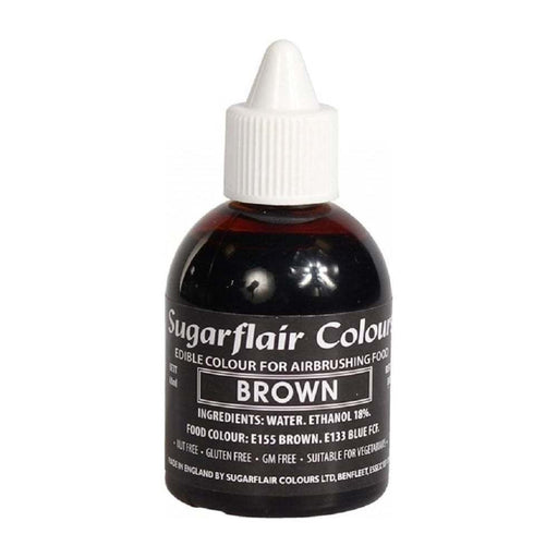 SUGARFLAIR AIRBRUSH 60ML BROWN