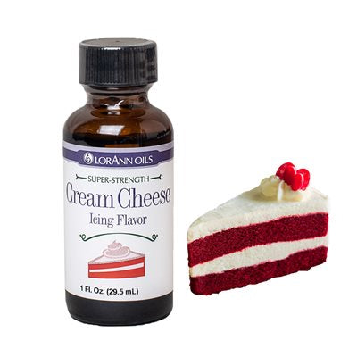CANDY OIL FLAVOUR 1OZ CREAM CHEESE