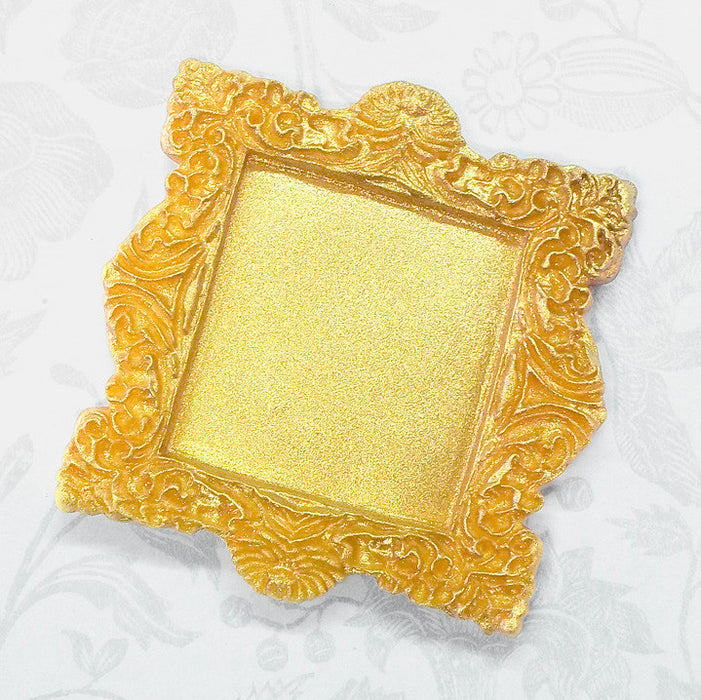 MOULD MINIATURE FRAMES VINTAGE SQUARE