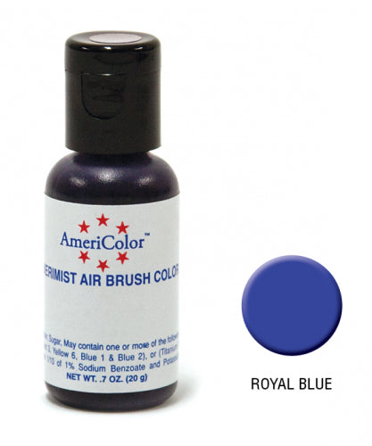 AMERICOLOR AIRBRUSH COLOUR 0.65OZ ROYAL BLUE