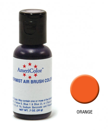 AMERICOLOR AIRBRUSH COLOUR 0.65OZ ORANGE