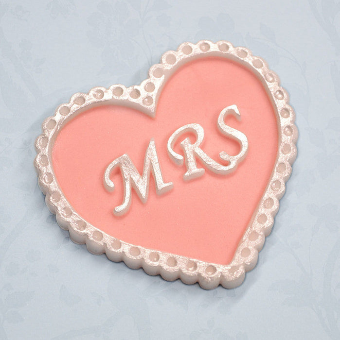MOULD MRS HEART