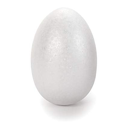FOAM EGGS 150MM 1PC