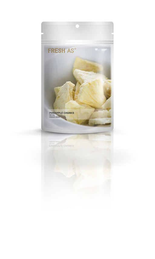 PINEAPPLE CHUNKS 40G