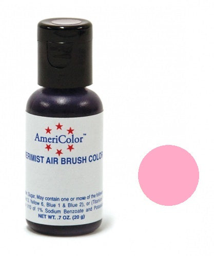 AMERICOLOR AIRBRUSH COLOUR 0.65OZ SOFT PINK