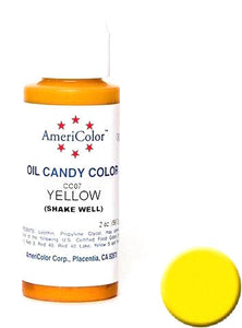AMERICOLOR CANDY COLOUR 2OZ YELLOW