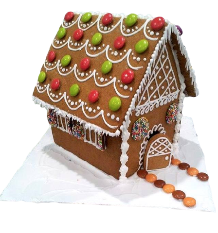 GINGERBREAD HOUSE KIT