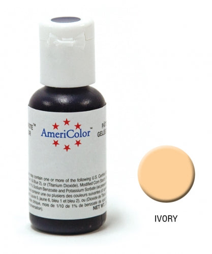AMERICOLOR GEL COLOUR 21G IVORY