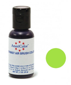 AMERICOLOR AIRBRUSH COLOUR 0.65OZ MINT GREEN