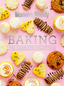 WOMENS WEEKLY BAKING THE COMPLETE COLLECTION