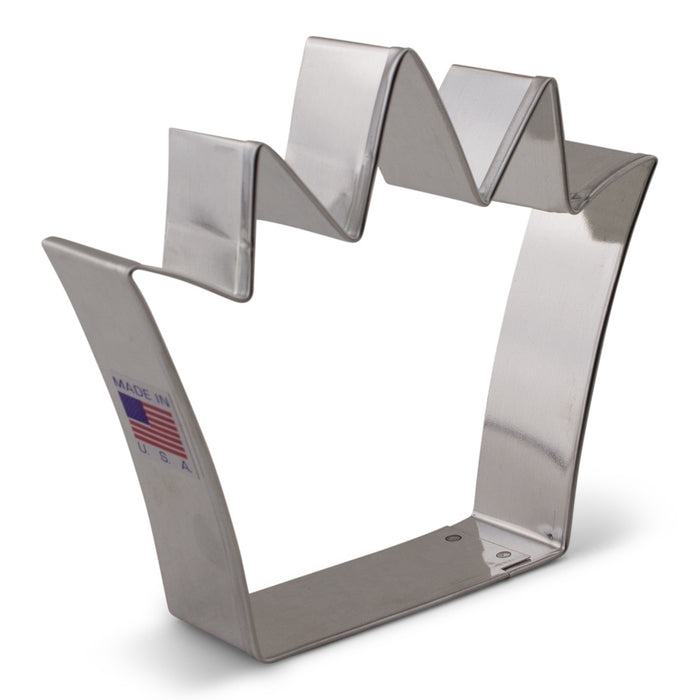 ANN CLARK COOKIE CUTTER CROWN 4""