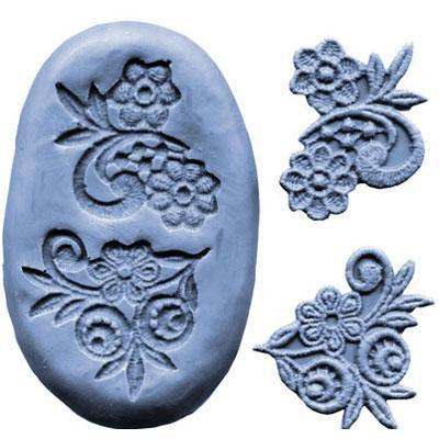 SILICONE MOULD FLOWER DESIGNS 2
