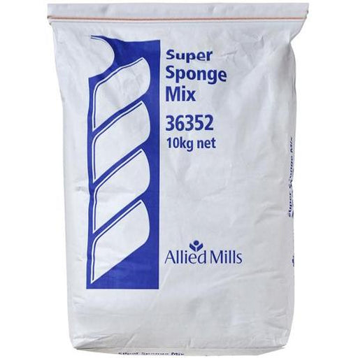 CAKE MIX 10KG SUPER SPONGE