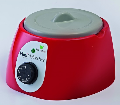 MINI MELTER/ TEMPERING MACHINE RED