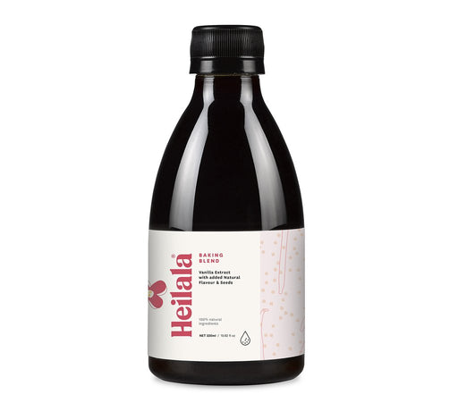 HEILALA BAKING BLEND VANILLA EXTRACT WITH SEEDS 320ML