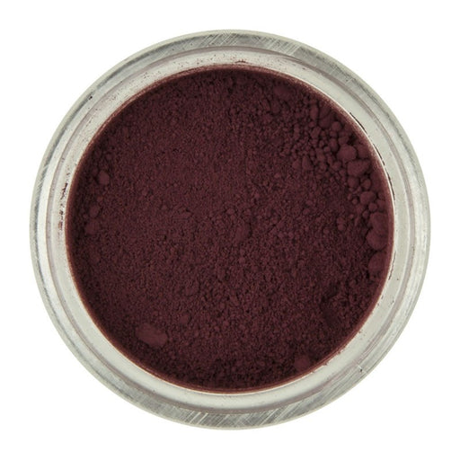 RAINBOW DUST POWDER COLOUR & PETAL DUST BURGUNDY
