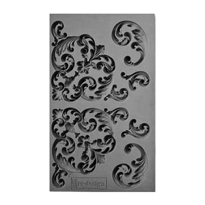 SILICONE MOULD DECOR HOLLYBROOK IRONWORK