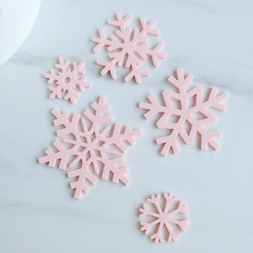 SWEET STAMP SNOWFLAKES